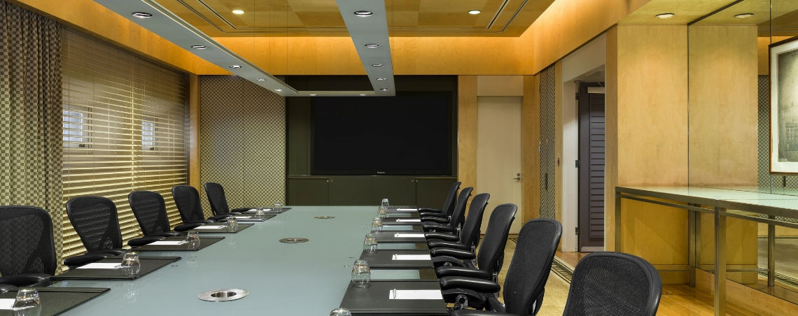 Heritage Executive Boardroom